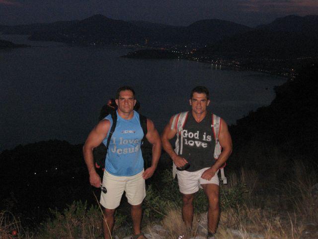 nenad i predrag kotlaja paragliding montenegro
