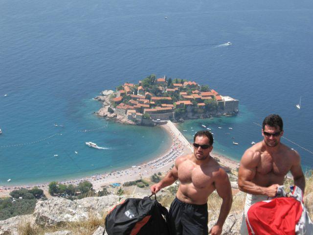predrag i nenad kotlaja paragliding montenegro