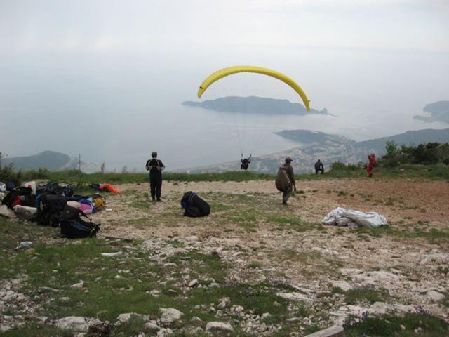 Paragliding Brajici2
