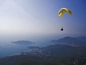 Paragliding-budva-takeoff-braici