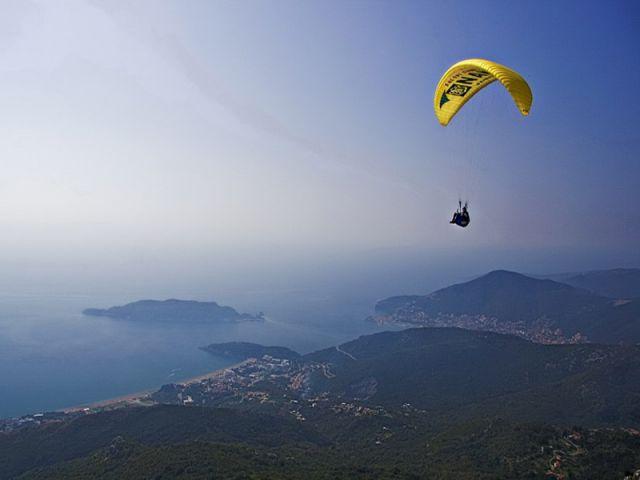 Paragliding Brajici7