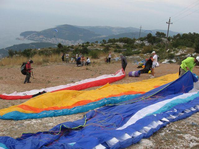 Paragliding Brajici8