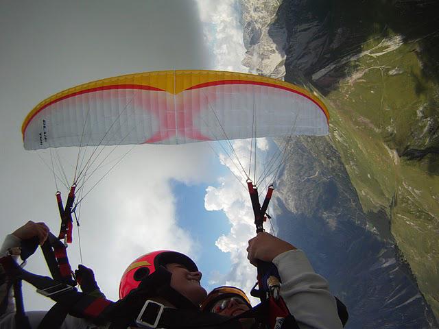 Tandem Flight Paragliding Montenegro1