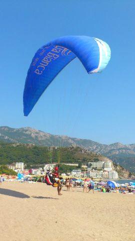 Tandem Flight Paragliding Montenegro5