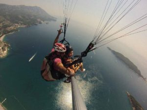 paragliding montenegro budva will choose a suitable location for your flight depending on the weather so you can expect good fun