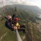 Your pilot can take unique photos during the flight with go pro camera this is FREE.Be free and call us todaj paragliding montenegro club