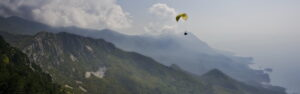 paragliding in budva one of the most beautiful spots in montenegro