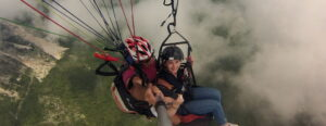 fogy-condition for nice fly paragliding