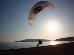 Paragliding montenegro team budva
